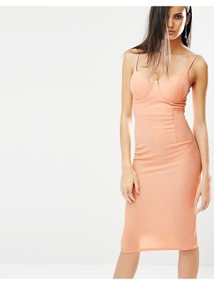 MISSGUIDED Bodycon Cami Dress