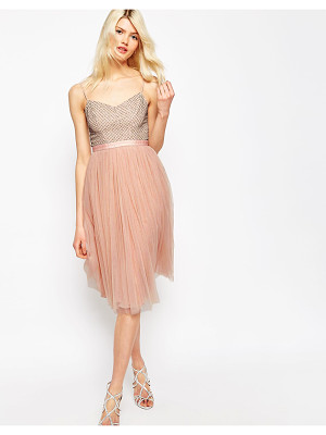 Needle & Thread Coppelia Embellished Ballet Tulle Dress