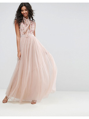 Needle & Thread Ditsy Bodice Gown
