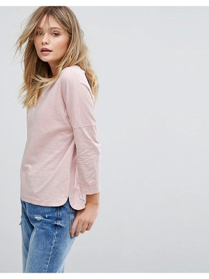 New Look 3/4 Sleeve Slouchy T-Shirt