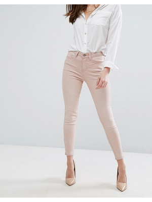 New Look Colored Skinny Jeans