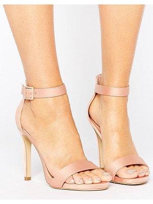 NEW LOOK Satin Heeled Sandals