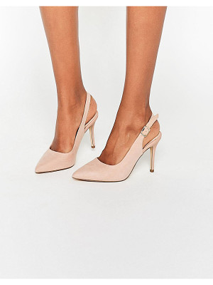 NEW LOOK Slingback Pointed Shoe