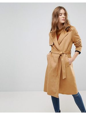 NEW LOOK Suedette Trench
