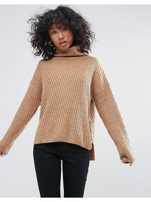 OEUVRE Roll Neck Sweater