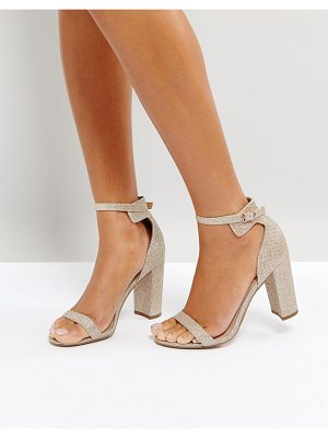 OFFICE Hip Heeled Sandals