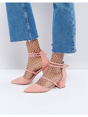 OFFICE Mae Pointed Heeled Shoes