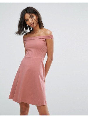 Only bardot skater dress