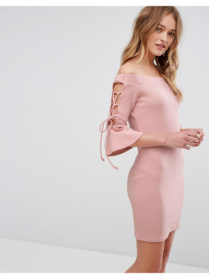 PARISIAN Off Shoulder Bodycon Dress