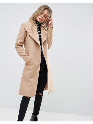 Parisian Slim Fit Coat