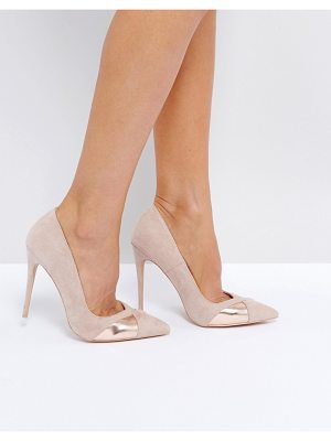 PUBLIC DESIRE Arno Heeled Shoes