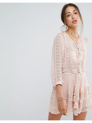 Rahi Cali Dulce Crochet Dress