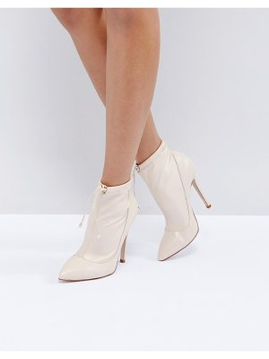 Raid juliet high heeled sock boots