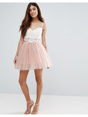 Rare Layered Tutu Mini Skirt