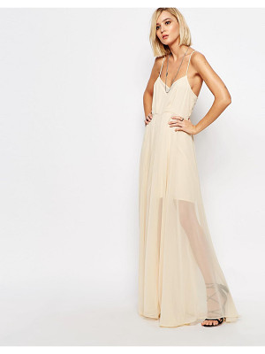 Religion Nude Social Maxi Dress