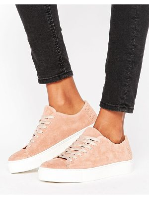SELECTED Donna New Suede Sneaker