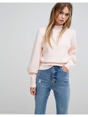 Selected Long Sleeve Knit Sweater
