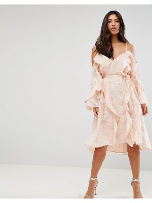 TALULAH Love Light Midi Dress
