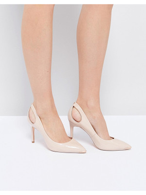 Ted Baker Jesamin Patent Bow Cutout Pumps