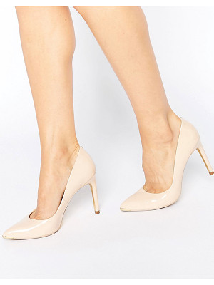 Ted Baker Neevo Nude Patent Pumps