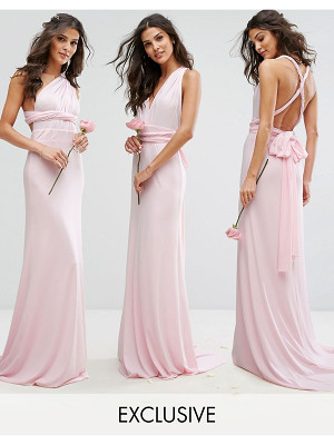 TFNC Multiway Maxi Bridesmaid Dress