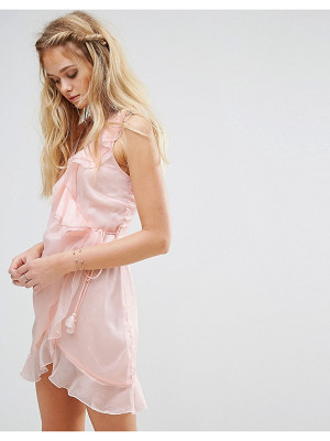 THE JETSET DIARIES Lanza Mini Dress