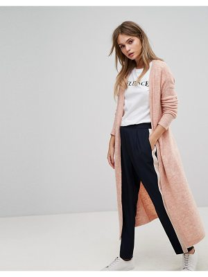 VERO MODA Long Knitted Cardigan