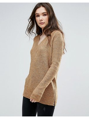 VERO MODA Sweater With V Neck