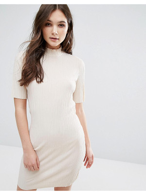 VILA High Neck Dress