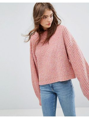 Weekday Press Collection Knit Sweater