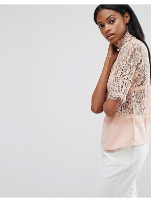 Y.A.S Luna Lace Top