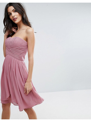 Y.A.S Molly Mini Pink Dress
