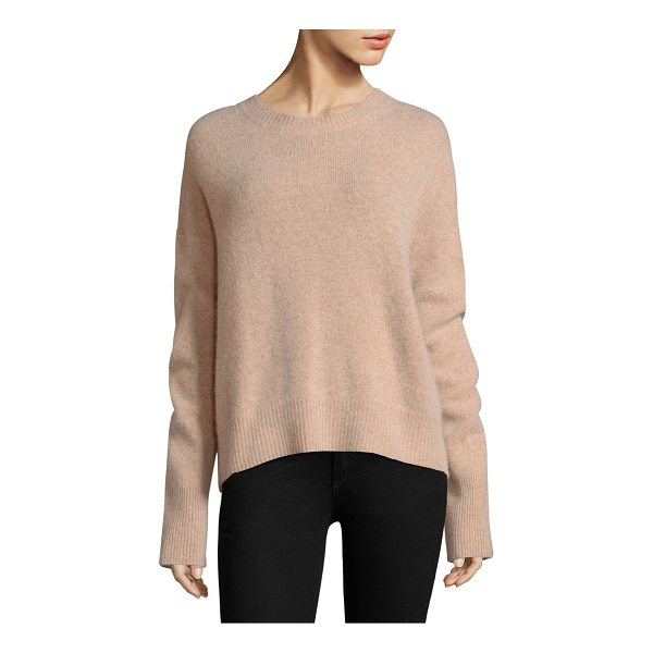 360CASHMERE alexa crewneck cashmere sweater - Classic cashmere crewneck sweater. Crewneck. Long sleeves....