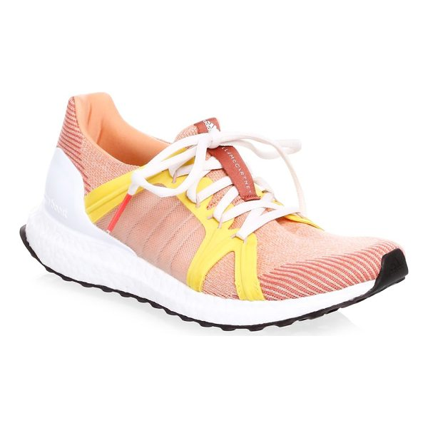 ADIDAS BY STELLA MCCARTNEY ultra boost performance sneakers - Textile sneakers featuring elasticized heel collar. Textile...