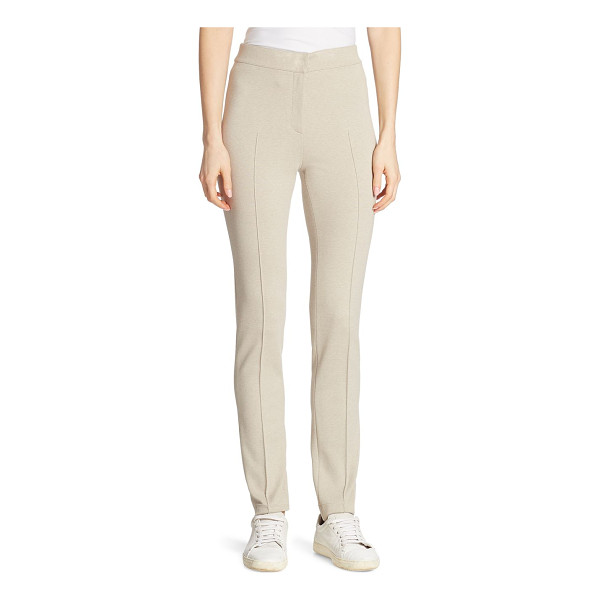 AKRIS PUNTO mara jersey leggings - EXCLUSIVELY AT SAKS FIFTH AVENUE. Lean slim-fit pants with...