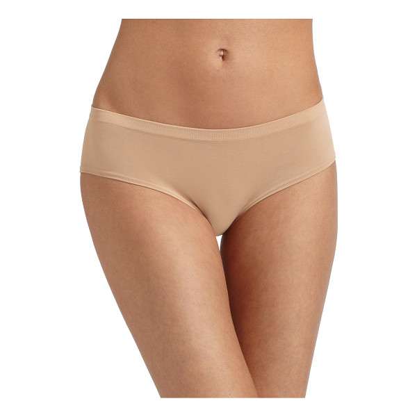 COSABELLA Low-rise hotpants - Skin-friendly, super-soft Italian fabric, constructed in a...