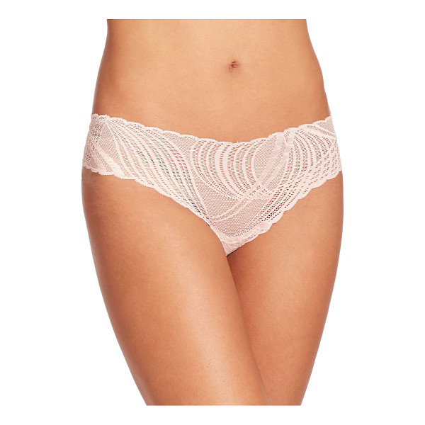 COSABELLA Miinoa low-rise thong - The Minoan civilization, known for its artfully designed...