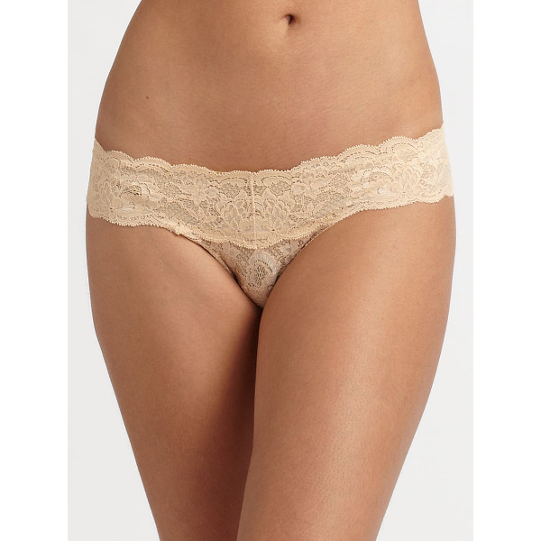 COSABELLA never say never cutie low-rise thong - From the Never Say Never Collection. Cosabella presents...