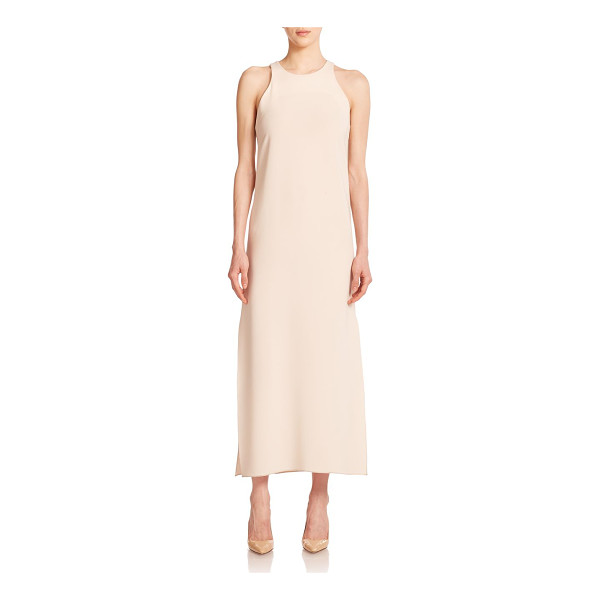 ELIZABETH AND JAMES Indra sleeveless maxi dress - Racerback maxi dress with modern allure, thanks to a...