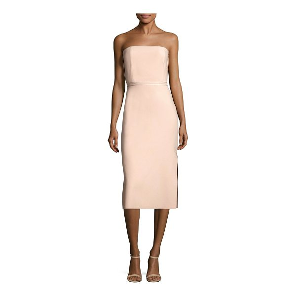 ELIZABETH AND JAMES sierra strapless dress - Elegant strapless dress lends a chic appeal. Strapless....