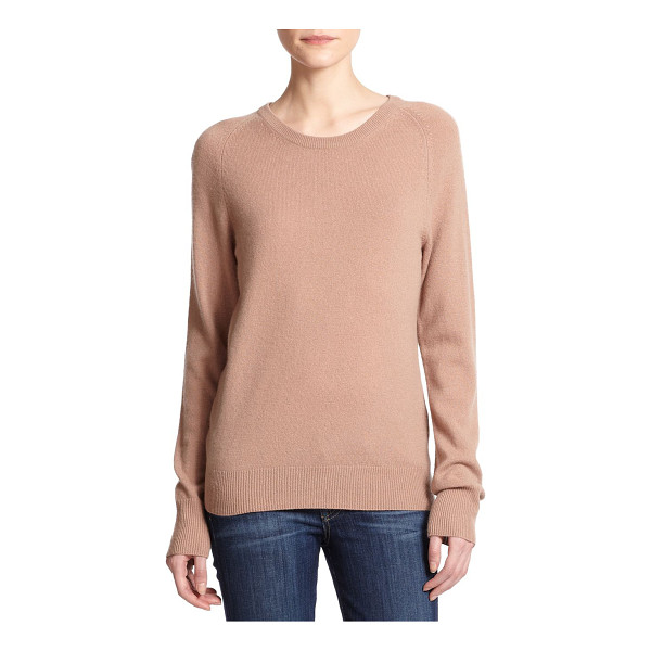 EQUIPMENT Sloane cashmere sweater - Lush cashmere elevates this classic crewneck to a luxe...