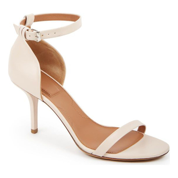 GIVENCHY Leather sandals - Classic leather sandals crafted with a modern-minimalist...