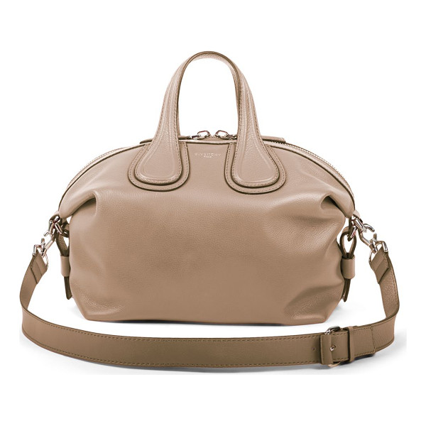 GIVENCHY nightingale small satchel - Relaxed yet elegant, this classic silhouette from Givenchy...