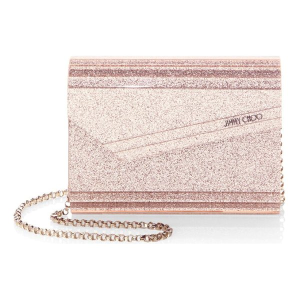 JIMMY CHOO candy clutch - This stunning clutch is perfect complement to any evening...