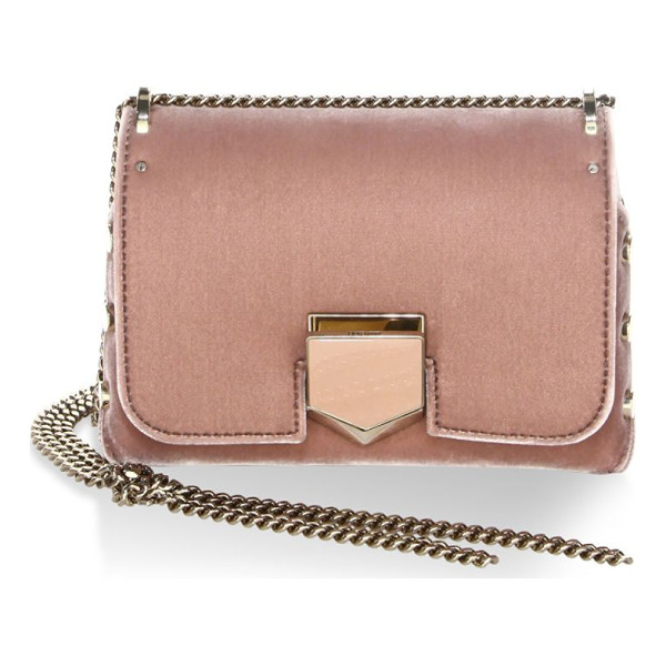 JIMMY CHOO lockett petite convertible clutch - Dual styled clutch featuring side studded details.
