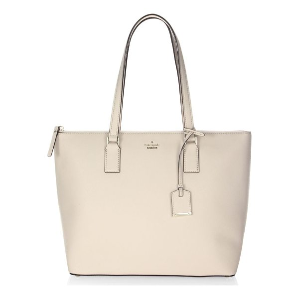 KATE SPADE NEW YORK cameron street lucie tote - From the Cameron Street Collection. Luxe Saffaino leather...