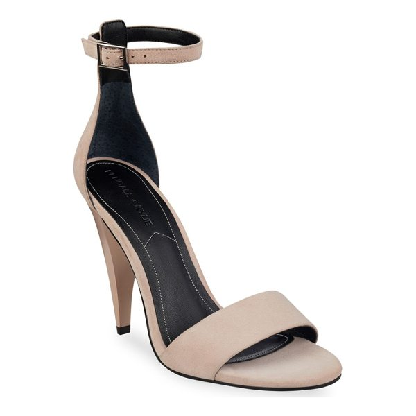 KENDALL + KYLIE emilee suede sandals - On-trend sandals refined with suede upper. Covered heel,...