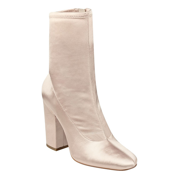 KENDALL + KYLIE hailey textile booties - Luxe block heel booties elevate your style quotient....