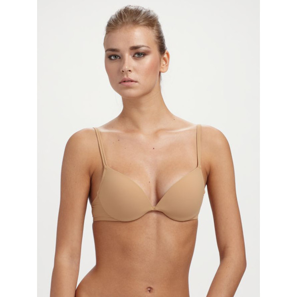 LA PERLA push-up bra - Seamless underwire designed for a flattering lift in smooth...