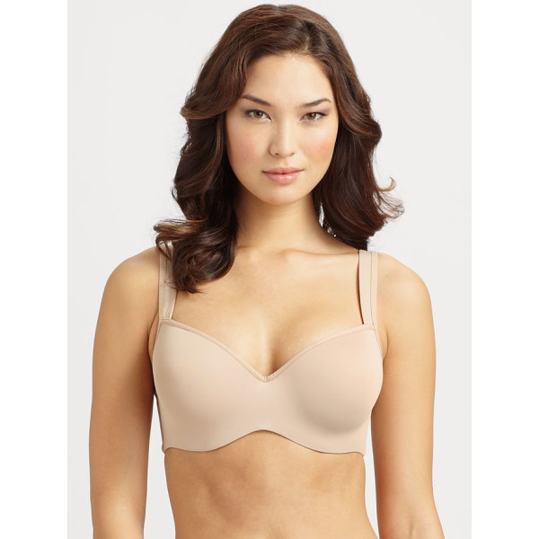 LE MYSTERE Full-figure dream t-shirt bra - For a smooth, supportive true-to-size fit with excellent...
